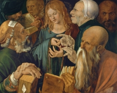 Albrecht_Dürer_-_Jesus_among_the_Doctors_-_Google_Art_Project