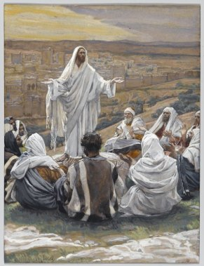 """The Lord's Prayer/Le Pater Noster"" (1886-1894), by James Tissot (1836-1902). The Brooklyn Museum. Public Domain."
