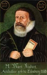 Martin Rinkart, 1586