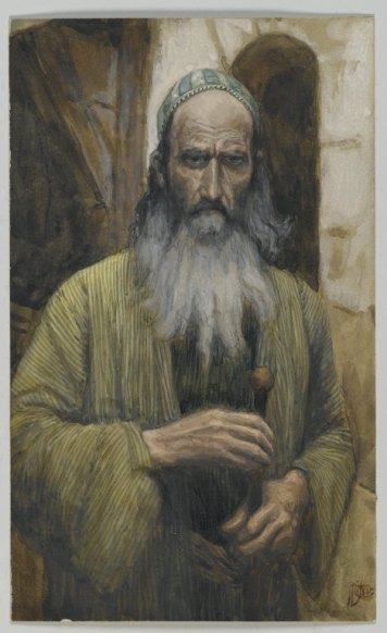 """Saint Paul"" (1886-1894) by James Tissot (1836-1902). The Brooklyn Museum. Public Domain."